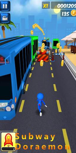 Subway Doraemon dash cheat screenshots 1
