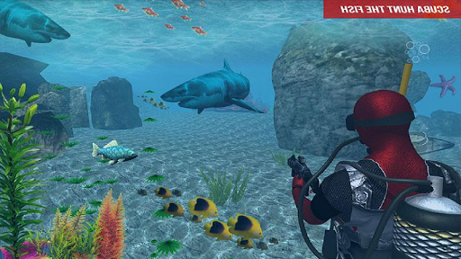 Underwater Scuba Diver Survival: Shark Hunger 2018 1.2 {cheat|hack|gameplay|apk mod|resources generator} 5
