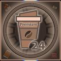 Make Coffee 24 Premium icon