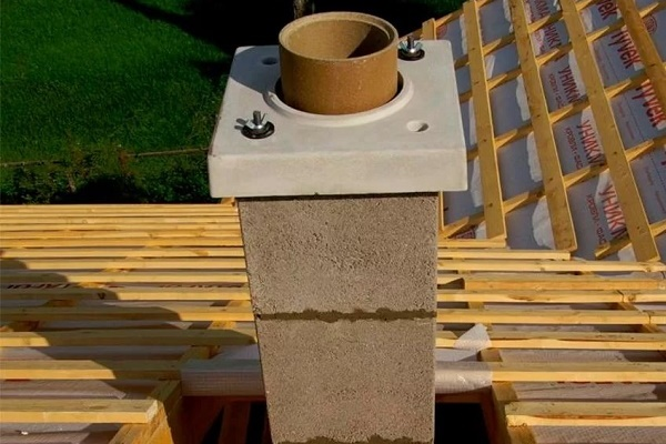 Характеристика и преимущества керамических дымоходов