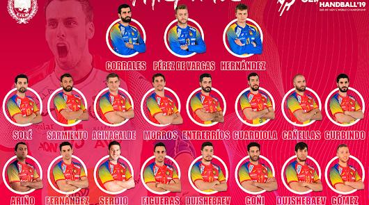 Los Hispanos eligen Almería para preparar el Mundial 2019