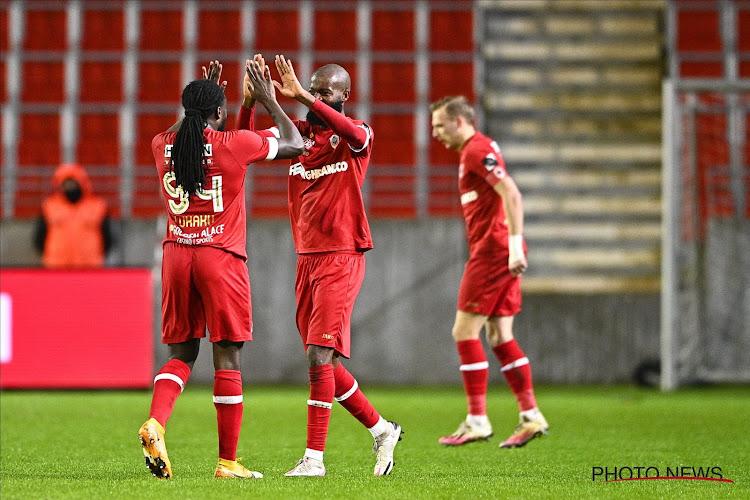 'Didier Lamkel Zé time' op De Bosuil en winst voor Antwerp!