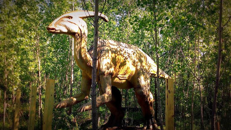 Photo: Dinosaurs in Secaucus