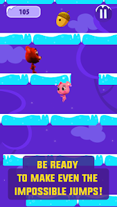 Piggy Run & Jump - Tilt Game screenshot 2