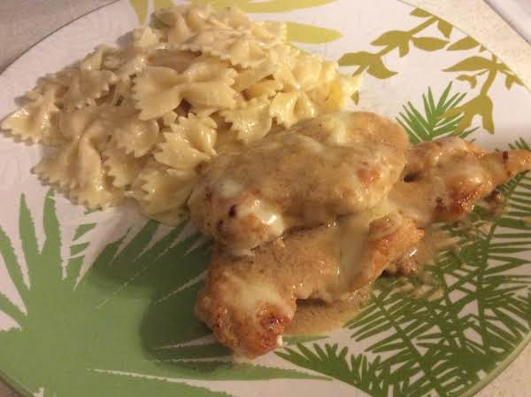 Cheese Stuffed Chicken Cutlets Recipe