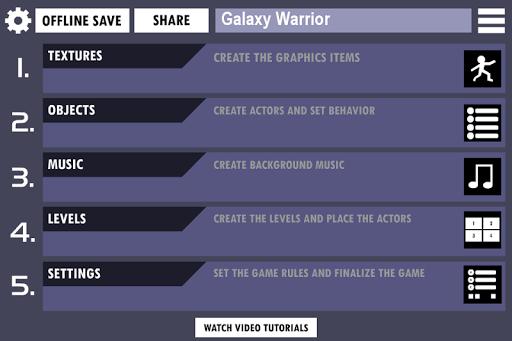 FPS Maker Free screenshot 12