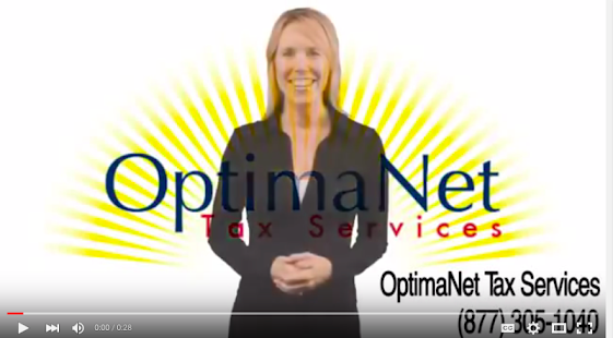 OptimaNet Tax Services- screenshot thumbnail