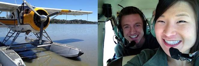Photo: Seaplane tour of San Francisco!
