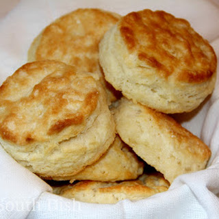 Classic 3-Ingredient Southern Buttermilk Biscuits.