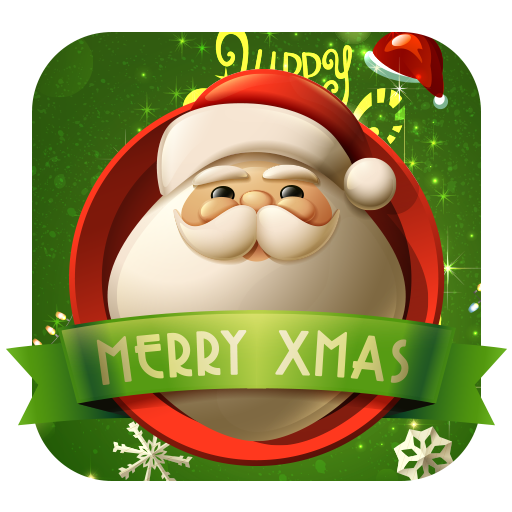 Merry Christmas gift theme 3D (app)