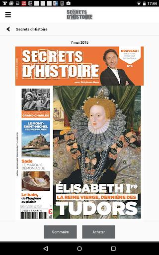 Secrets d'Histoire - Magazine