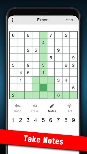 Sudoku 1.2.25 screenshots 5