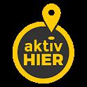 aktivHIER icon