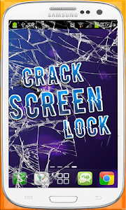 Crack screen Lock screenshot 2