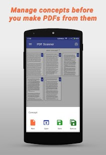 PDF Pocket Scanner (OCR) Screenshot