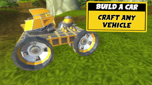 Evercraft Mechanic: Online Sandbox from Scrap apkslow screenshots 1