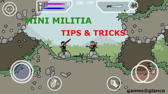 Guide And Doodle Army 2 Mini Militia - náhled