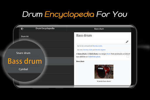 Easy Real Drums-Real Rock and jazz Drum music game apkmind screenshots 7