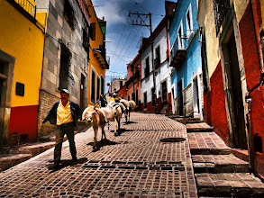 "Photo: ""Parade"" ~ Guanajuato, Mexico © 2011 Skip Hunt :: kaleidoscopeofcolor.com"