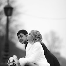 Wedding photographer Lyubasha Melnikova (lubasha2912). Photo of 17.01.2014