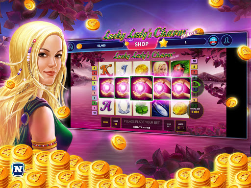 Lucky Lady's Charm Deluxe Casino Slot 5.18.0 screenshots 6