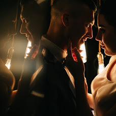 Wedding photographer Artem Rozanov (Railwayboy). Photo of 24.09.2018