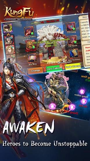 KungFu: Legendary Brotherhood- screenshot thumbnail