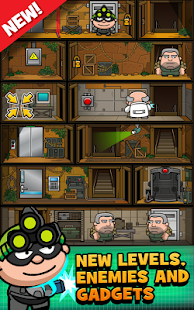 Bob The Robber 3- screenshot thumbnail