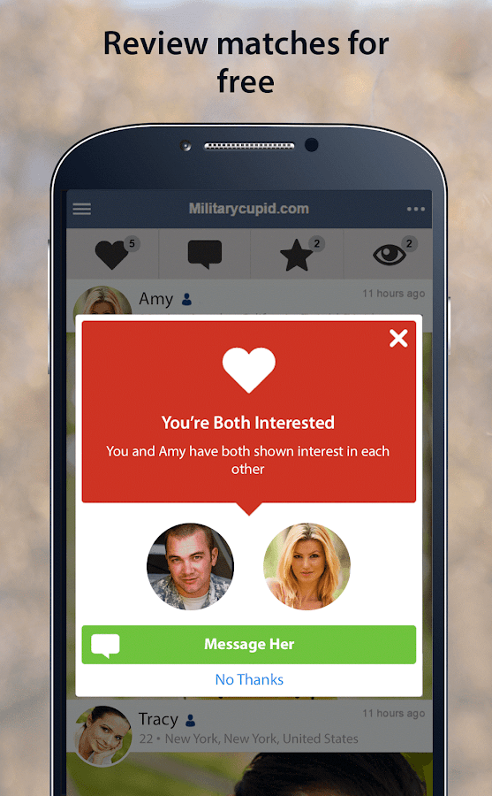 Top 5 Military Dating Sites & Apps 2019