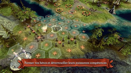 Hex Commander: Fantasy Heroes  captures d'écran 1