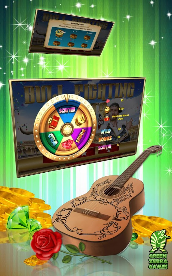 Bullfighting Slots- screenshot