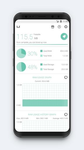 RAM Booster (Memory Cleaner) screenshot 5