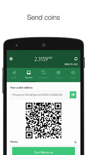 CoinSpace Wallet 2.9.2 app download 2