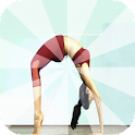 Yoga daily workout for women icon