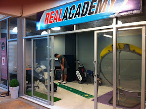 Photo: Real Golf Academy สนามไดร้ฟกอล์ฟท็อปคลาส http://www.progolf.in.th/