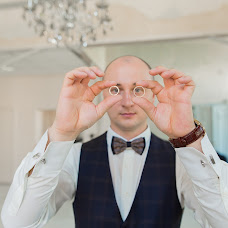 Wedding photographer Vitaliy Syromyatnikov (Syromyatnikov). Photo of 12.07.2018