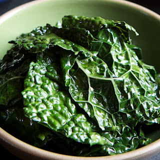Tuscan Kale with Sesame Oil