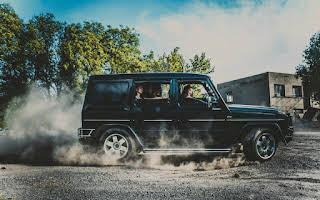 Mercedes-Benz G290 Rent Banskobystrický kraj