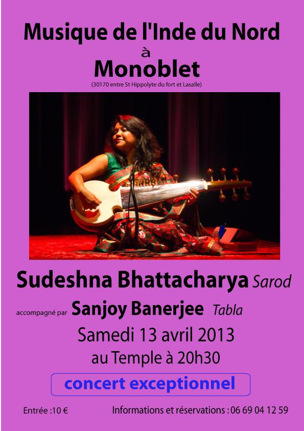 Photo: Sudeshna Bhattacharya - Concert