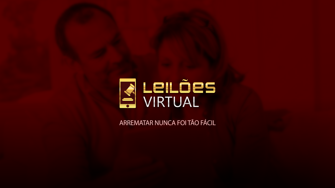 Leilões Virtual- screenshot