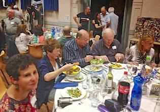 Photo: Miriam, Judy Bahar, Ian, David L., & Karen Pisk