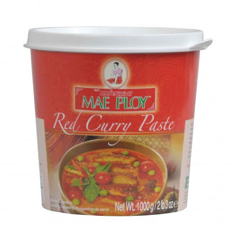 Red Curry Paste Mae Ploy