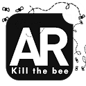 AR kill the bee icon