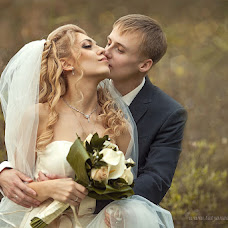 Wedding photographer Tatyana Dobrovolskaya (Dobrovolskaya). Photo of 18.12.2012