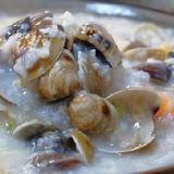 福星廣東粥 蛤蜊麵