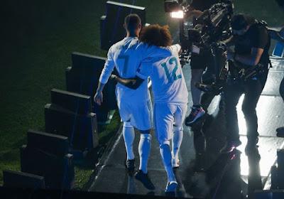 Emotionele speler van Real Madrid neemt op pakkende wijze afscheid van zijn maatje Ronaldo