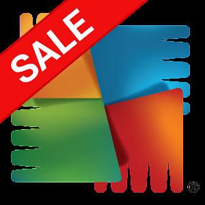 2015年8月11日Androidアプリセール アンチウイルスアプリ 「PRO 版アンチウイルス: AVG AntiVirus」などが値下げ!