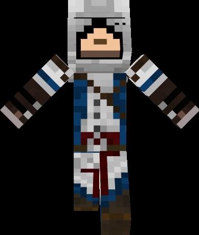 AssassinCraft Mod For Minecraft 1.7.10/1.7.2