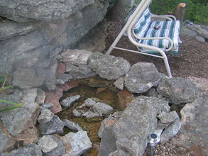 Photo: Second smaller pool