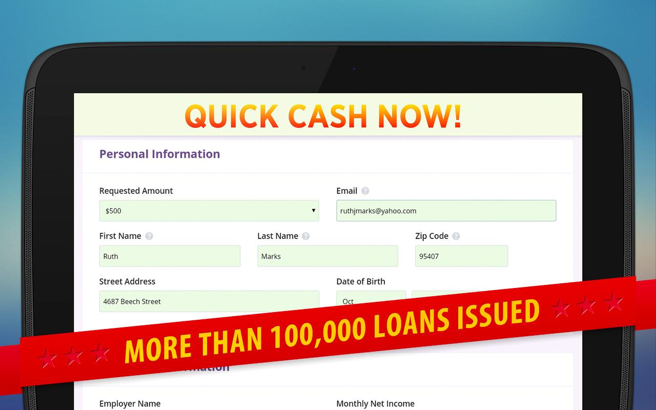 Payday Loans & Cash Advance- screenshot